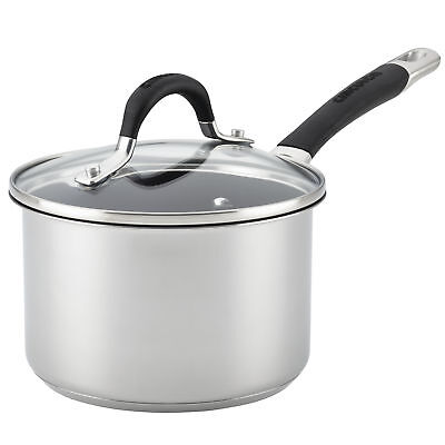 Circulon® Momentum™ Stainless Steel Nonstick Cover