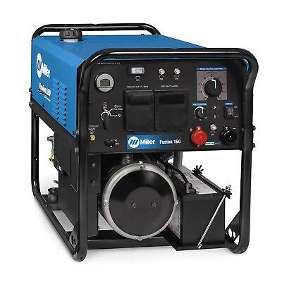 Miller Fusion 160 Weldergenerator Welectric Start 907720001