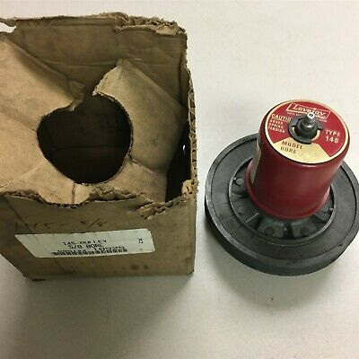 New In Open Box Lovejoy Type 145 Variable Speed Pulley 58 Bore S7