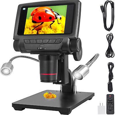 5 Andonstar Digital Microscope 260x Adsm301 Hdmiav 1080p For Pcb Repair Tool