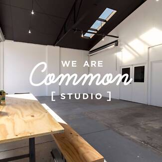 PHOTOGRAPHY STUDIO FOR HIRE - WE ARE COMMON Abbotsford Yarra Area Preview