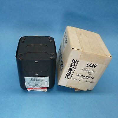 France La4v Interchangeable Burner Ignition Transformer 120 Vac X 10k New