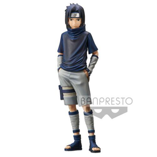 Banpresto Naruto Grandista Shinobi Relations Figure Youth Sasuke Uchiha BP35780