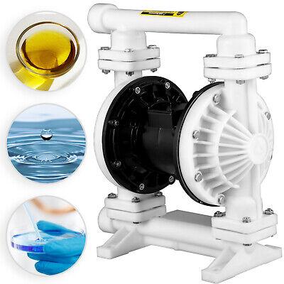 Air-operated Double Diaphragm Pump 1 Inlet Qbk-25pp 30.64gpm Petroleum Fluid