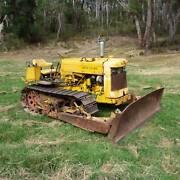 JOHN DEERE 420c CRAWLER TRACTOR Bridgewater Adelaide Hills Preview