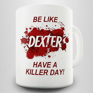 Dexter Gift Mug - Inspired by the iconic Miami Metro PD killer