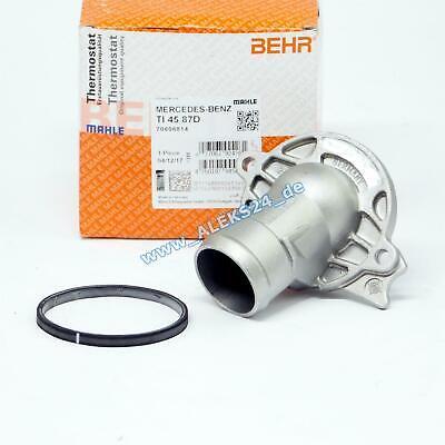Behr Mahle Thermostat Kühlmittelthermostat für Mercedes C-Kl. W202 W203 TI4587D
