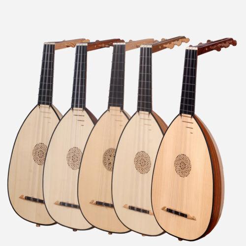 New Heartland Lute Ukulele,Lute ukulele, Ukulele Right & Left hand, Lute-Kulele