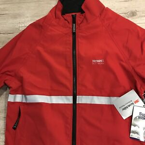 Running room fit wear jacket brand new