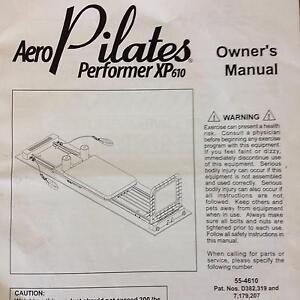 Aero Pilates Performer XP610 Medowie Port Stephens Area Preview