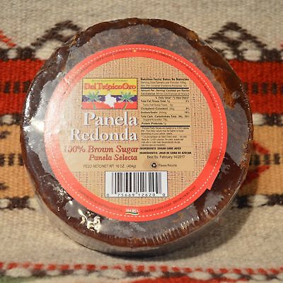 Panela Redonda - 100% Cane Sugar Brown Sugar Piloncillo Loaf
