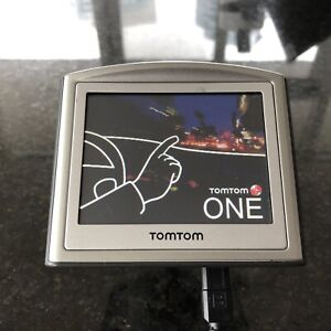 TOMTOM One GPS with CDA and US Maps