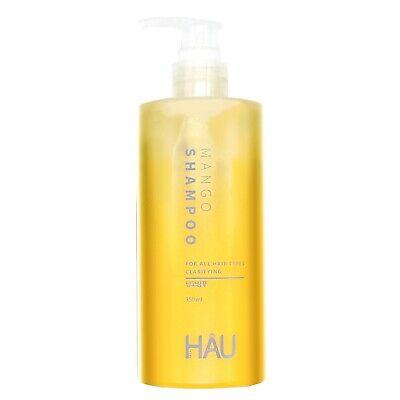 HAU Damaged Hair Repair Regrowth Mango Shampoo for Moisturized Nourished Hair