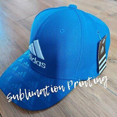 Adidas Summer Baseball Cap Blue