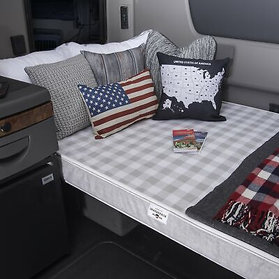 """MOBILE INNERSPACE Luxury Products Truck Sleep Mattress 28 by 79 by 4"""""""