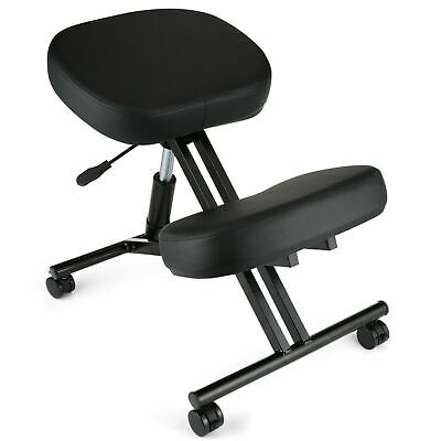 Ergonomic Kneeling Chair Adjustable Stool 250 Lbs Knee Rest For Home E