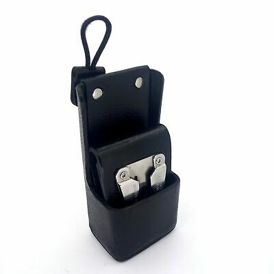 Caseguys Leather Carry Case Swivel Holster With Belt Loop For Motorola Xpr Radio