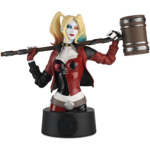 Eaglemoss Issue #3 DC Comics Harley Quinn Bust