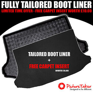 BMW 3 Series (F31) Touring (2012+) Car Boot Liner / Tailored Boot Mat