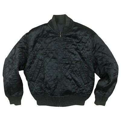 Vintage Rare Junya Watanabe Quilted Bomber Zip Up Jacket