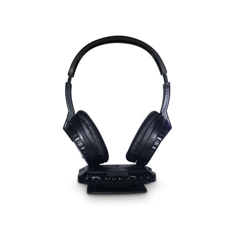 IR Wireless Headphones Extra Headset By PTI