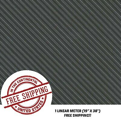 Hydrographic Water Transfer Hydro Dip Film Carbon Fiber 18 1m 19x38