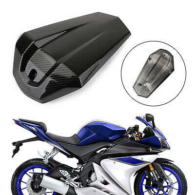 1X MOTORCYCLE ABS PASSENGER REAR SEAT COVER COWL FOR <em>YAMAHA</em> 15 16 YZF