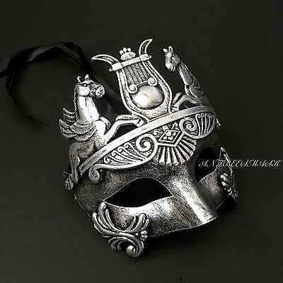 Ancient Roman Army Cosplay Costume Male Masquerade Mask - Male Army Costume