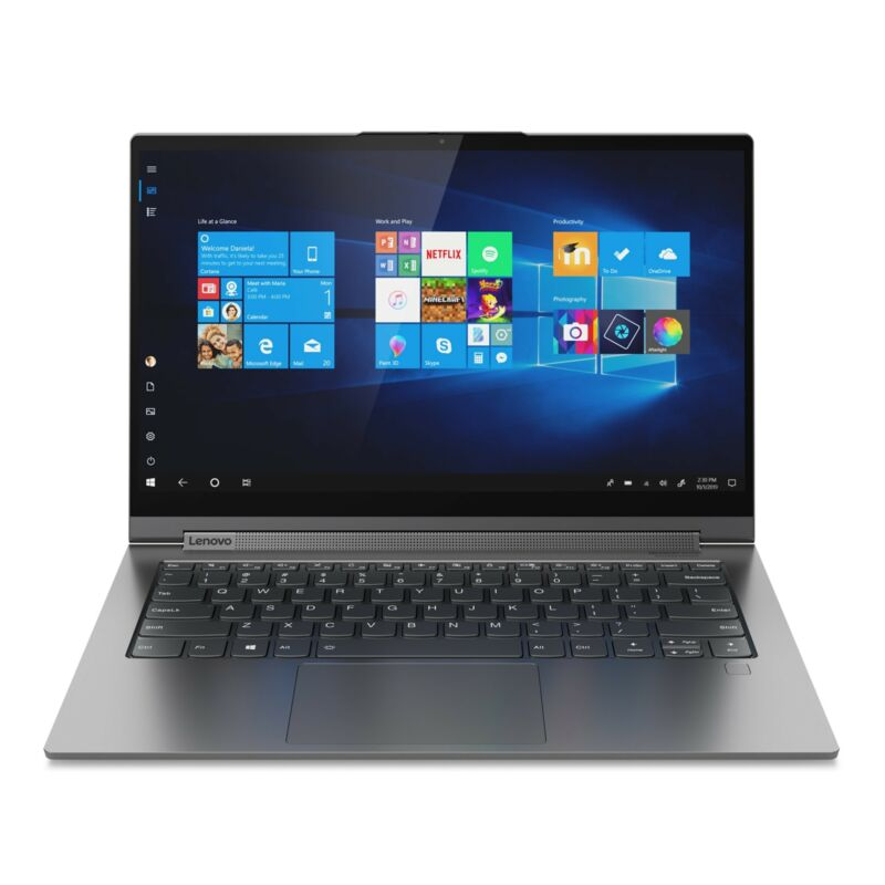 "Lenovo Yoga C940 Laptop, 14.0"" FHD IPS Touch  400 nits, i7-1065G7"