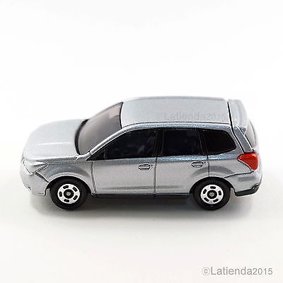 TAKARA TOMY Tomica 112 Subaru Forester Diecast Car Toy 1/65 Scale Vechicle Model
