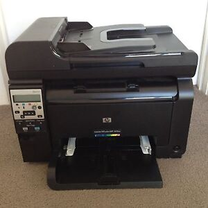 Hewlett Packard Laser Jet 100 Colour MFP M175nw Hampton Bayside Area Preview