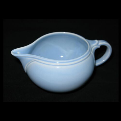 LuRay Pastels Windsor Blue Creamer Taylor Smith and Taylor TS&T Vintage