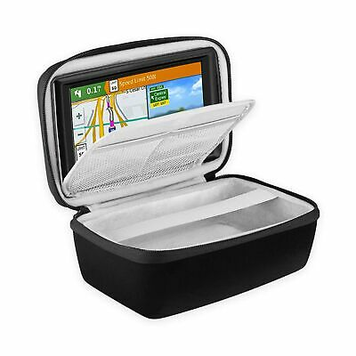 """Hard Carrying Protective Cases 5"""" GPS Navigator Garmin Accessories Travel Bags"""