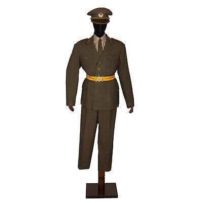 Eearly Period of JNA Yugoslav Peoples Army General Major Uniform Visor Hat DHL 2