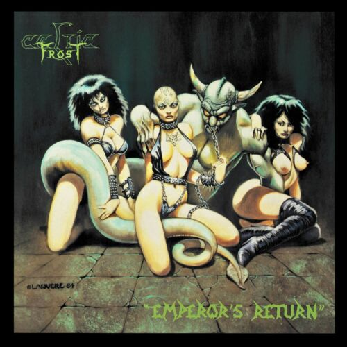 CELTIC FROST Emperor