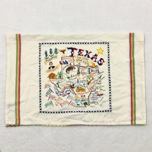 TEXAS Kitchen Dish Hand Tea Towel By Catstudio