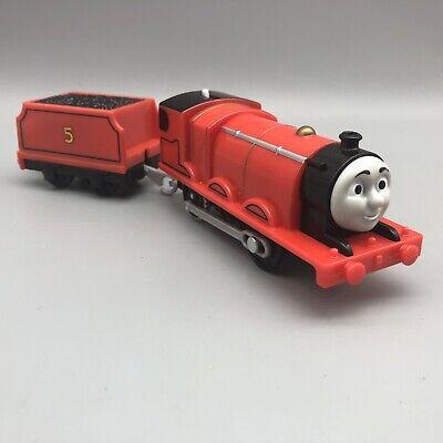 Thomas The Train James & Tender Trackmaster Motorized