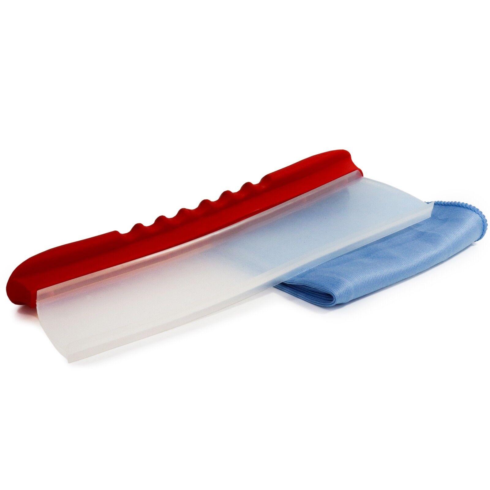 Wasserabzieher Silikonlippe Dry Blade Autowäsche InovaTec Flexi Blade Glastuch