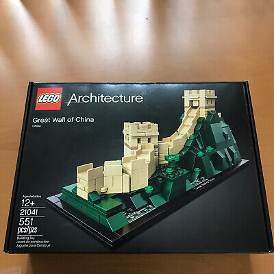 Lego 21041 Architecture Great Wall of China NEW SEALED