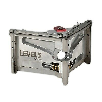 Drywall Corner Finisher Angle Head 3.5 Aluminum 7-year Warranty Level 5 Tools