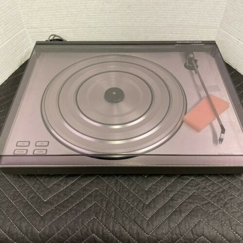 BANG & OLUFSEN BEORAM-RX TURNTABLE - SERVICED  - CLEANED - TESTED