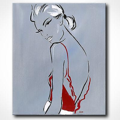NOVAARTE Gemälde abstrakt Acryl Bilder modern Kunst Leinwand Bild Art ORIGINAL