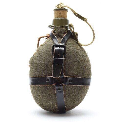 Original Czech Army Drinking Flask M60 Water Bottle Canteen cork plug stopper