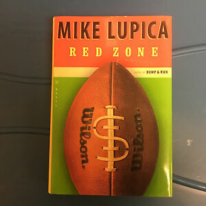 Mike Lupica - Red Zone Book