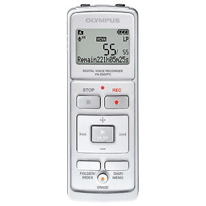 Olympus VN-5500PC Digital Voice Recorder and Notetaker
