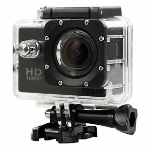 1080P Waterproof Sports Camera Action SJ4000 Mini DV Video Helmet DVR Cam UK