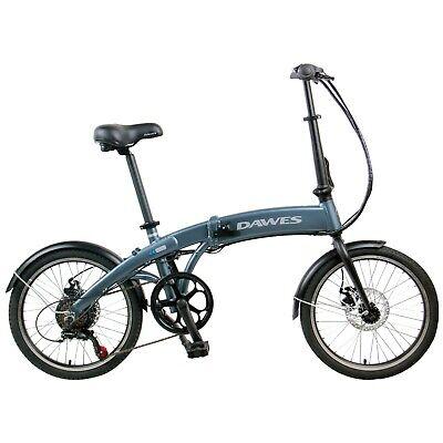 """Dawes Arc II Electric Bike Men Women City eBike 20"""" Wheel NEW IN BOX"""