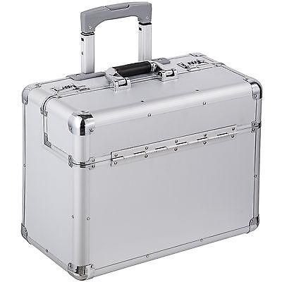 Alu Pilotenkoffer Handgepäck Businesskoffer Aktenkoffer Koffer Trolley