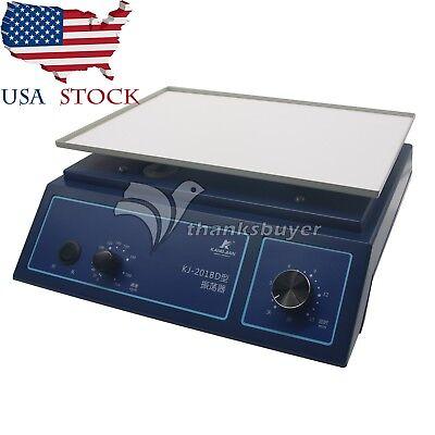 Adjustable Variable Speed Oscillator Orbital Rotator Shaker Lab Destaining Us