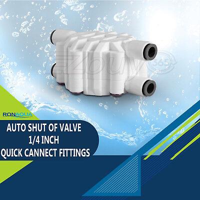 Ronaqua Auto Shut Off Valves for a Standard Reverse Osmosis System